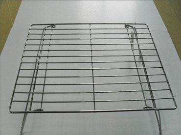 电焊抛光食品烧烤网片