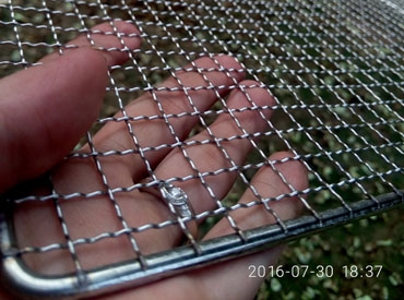 不锈钢烘干网片60*40烘干网