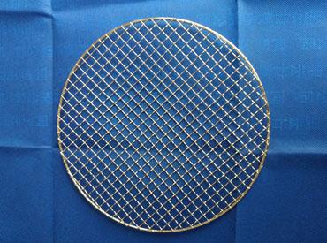 圆形烧烤网|圆形不锈钢网