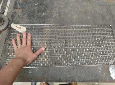方形不锈钢丝烧烤网规格价格表